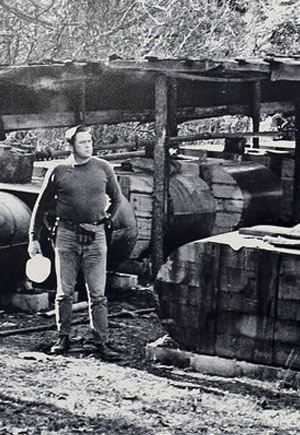 History of Moonshine in Franklin County, VA