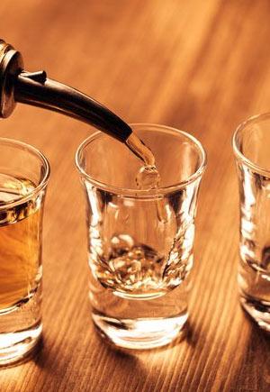 Franklin County Distilleries tastings in Boones Mill, VA